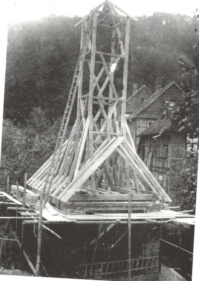 Bau Feuerwehrhaus