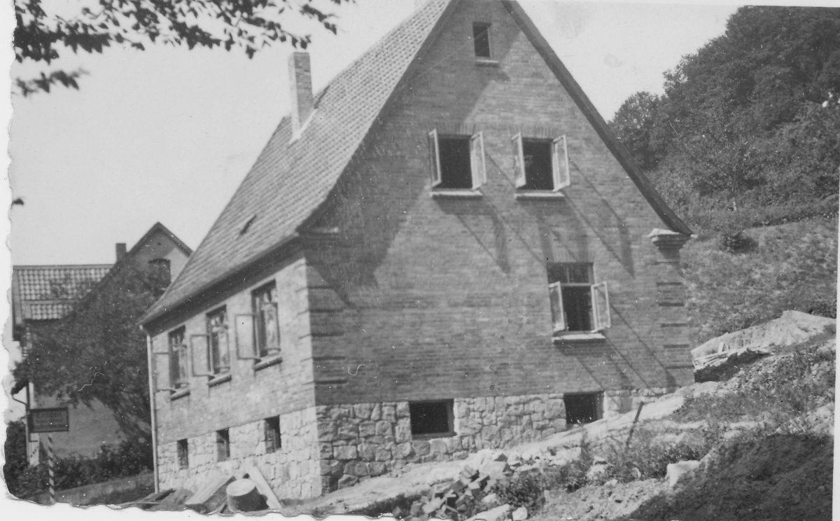 Orteingang. Eimsen Nr. 71